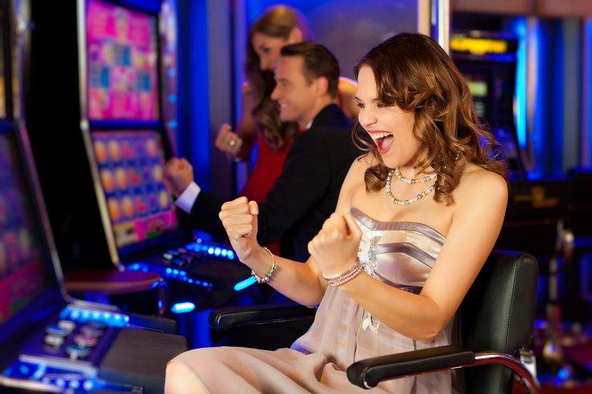 Novomatic casino's